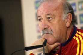 Vicente del Bosque: Nos sentimos obligados en convocar a Diego Costa