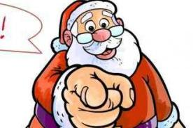 Envía frases para Navidad a todos tus amigos