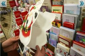 Mensajes cortos de Feliz Navidad para poner en tus tarjetas
