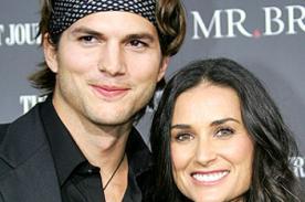 Demi Moore vendió anillo de casamiento que le regaló Ashton Kutcher