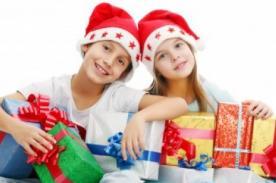 Bonitas frases de Navidad para decir a los niños