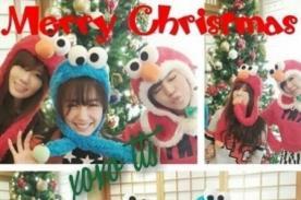 Girls Generation envían mensaje de Feliz Navidad a sus fans