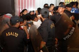 Universitario vs Real Garcilaso: 1500 policías cuidarán estadio de Huancayo