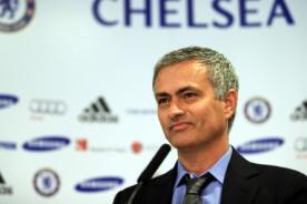 José Mourinho: A los jugadores del Arsenal les gusta llorar