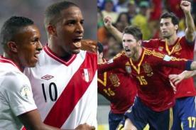 Selección peruana: Amistoso ante España se podría cancelar