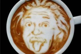 Cuando una taza de café se convierte en una obra de arte - VIDEO
