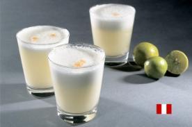 Así se prepara el Pisco Sour peruano (receta casera tradicional)