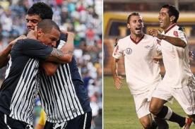 Alianza Lima y Universitario no participarían de la Copa Inca por deudas