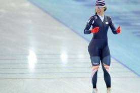 Sochi 2014: Sang Hwa Lee batió récord en patinaje de velocidad