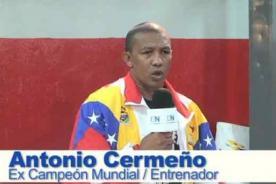 Venezuela: Asesinan al boxeador Antonio Cermeño