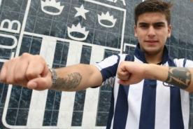 Alianza Lima: Víctor Cedrón a una firma de pertenecer al club