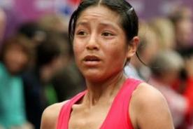 Inés Melchor consigue su segunda medalla de oro en Juegos Odesur 2014