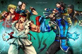 Friv: Alucinante juego Friv de Mortal Kombat vs Street Fighter - Online