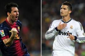 Cristiano Ronaldo iguala en anotaciones a Lionel Messi en la Champions League