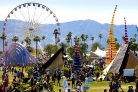Coachella 2014 en vivo: Lineup de artistas para el viernes 11 de abril