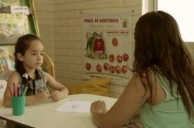 'Qué los niños sigan siendo niños': Campaña contra violencia sexual infantil - VIDEO