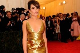 MET GALA 2014: Lea Michele y Shailene Woodley entre las peores vestidas