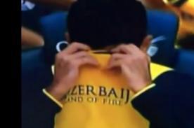 Liga BBVA: Diego Costa y Arda Turan lloran tras lesionarse - VIDEO