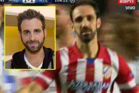 ¿Peluchín jugó la final de la Champions League? [Foto]