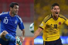 Minuto a minuto Colombia contra Grecia (3-0) – Mundial Brasil 2014 – ATV en vivo