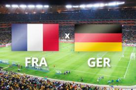 ATV en vivo: Francia vs Alemania - Mundial Brasil 2014 (Hora peruana)
