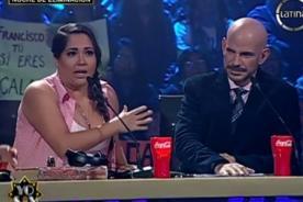 Yo Soy 2014: ¿Katia Palma 'basureó' a Ricardo Morán en vivo?