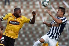 Alianza Lima vs Barcelona SC - Copa Sudamericana en vivo por Fox Sports