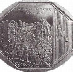 Nueva moneda de Un Nuevo Sol lleva la imagen de Machu Picchu