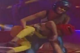 EEG: Ivana Yturbe y Jimena Espinoza se 'sacaron los ojos' en vivo [VIDEO]