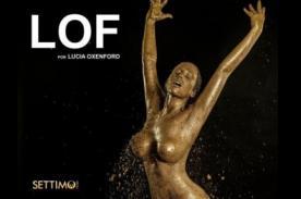 Lucía Oxenford lo muestra todo con topless artístico [Fotos]
