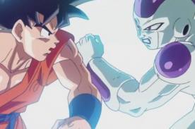 Dragon Ball Z Fukkatsu no F: ¡Esta es la nueva transformación completa de Goku! [VIDEO]