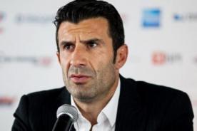 FIFA: Figo denuncia que lo silenciaron en la CONCACAF