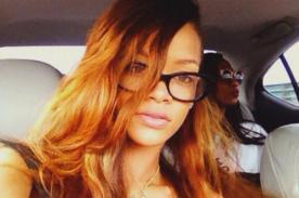 Instagram: Rihanna revela portada de su disco 'Anti'