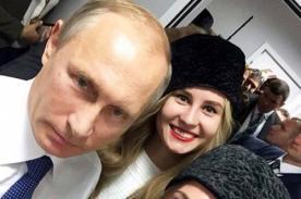 Rusia: ¡No creerás lo que hizo Vladimir Putín con esta despampanante modelo! -  FOTO