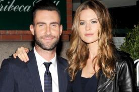 Instagram: ¡Adam Levine confirmó embarazo de su esposa!