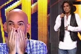 Ricardo Morán quedó 'RENDIDO' ante imitador de Ricardo Arjona - VIDEO