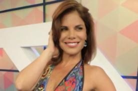 Sandra Arana es el jale 'bomba' de este programa de espectáculos
