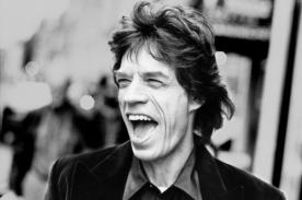 Mick Jagger y la razón porque la que está feliz a sus 72 años