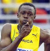 Mundial de Atletismo: Usain Bolt se llevó la medalla de oro en 200 metros