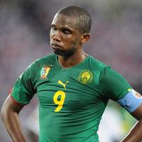 Samuel Eto'o suspendido por la Federación de Camerún