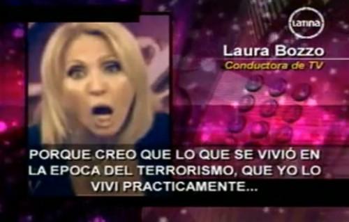 Laura Bozzo sobre Movadef: Los peruanos no tenemos memoria (Video)