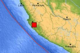 Temblor en Ica: Artistas expresan apoyo tras sismo de 6.3 grados