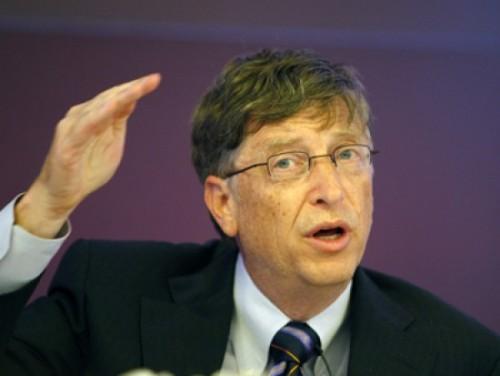 Bill Gates: Perú no necesita ayuda económica