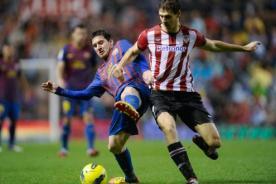 En vivo: Barcelona vs Athletic Bilbao (2-0)-Minuto a Minuto-Liga Española