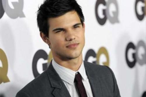 Taylor Lautner actuaría en nueva comedia de Adam Sandler