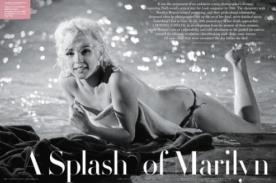 Desnudos inéditos de Marilyn Monroe salen a la luz