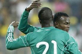 Selección de Nigeria llega hoy a Lima para enfrentar a Perú