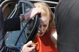 Nicole Kidman mostró ropa interior en Festival de Cannes