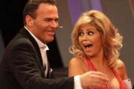 Carlos Lozano confiesa que abrazó a Gisela Valcárcel para darle seguridad