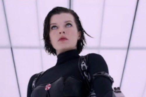 Resident Evil Retribution: Trailer oficial con Milla Jovovich (Video)